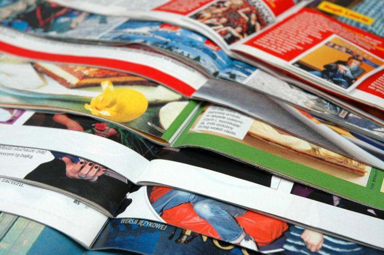 Развлекательные журналы